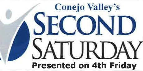 Second Saturday Presented on 4th Fridays- Conejo Valley tickets