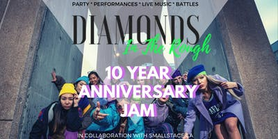 Diamonds in the Rough - 10th Anniversary Jam