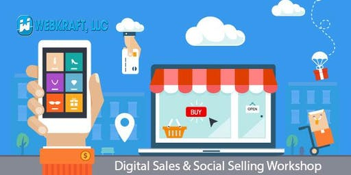 Digital Sales & Selling - Generating & Converting Business Leads Through Digital/Online Advertising