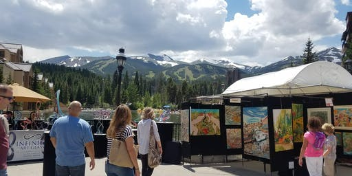 36th Breckenridge July Art Festival