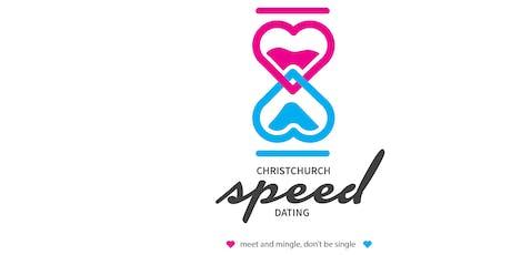 speed dating in christchurch nz