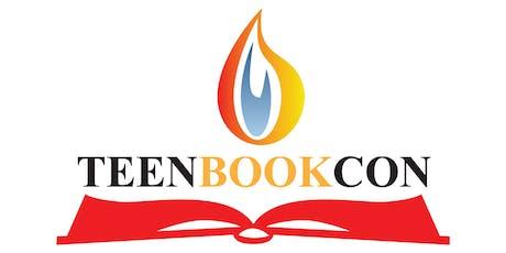TeenBookCon 2020 tickets