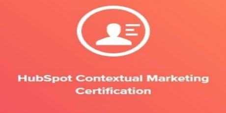 HubSpot Contextual Marketing certification Exam Answers biglietti