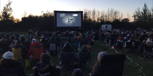 The Greatest Showman Outdoor Cinema at Moseley Cricket Club, Birmingham