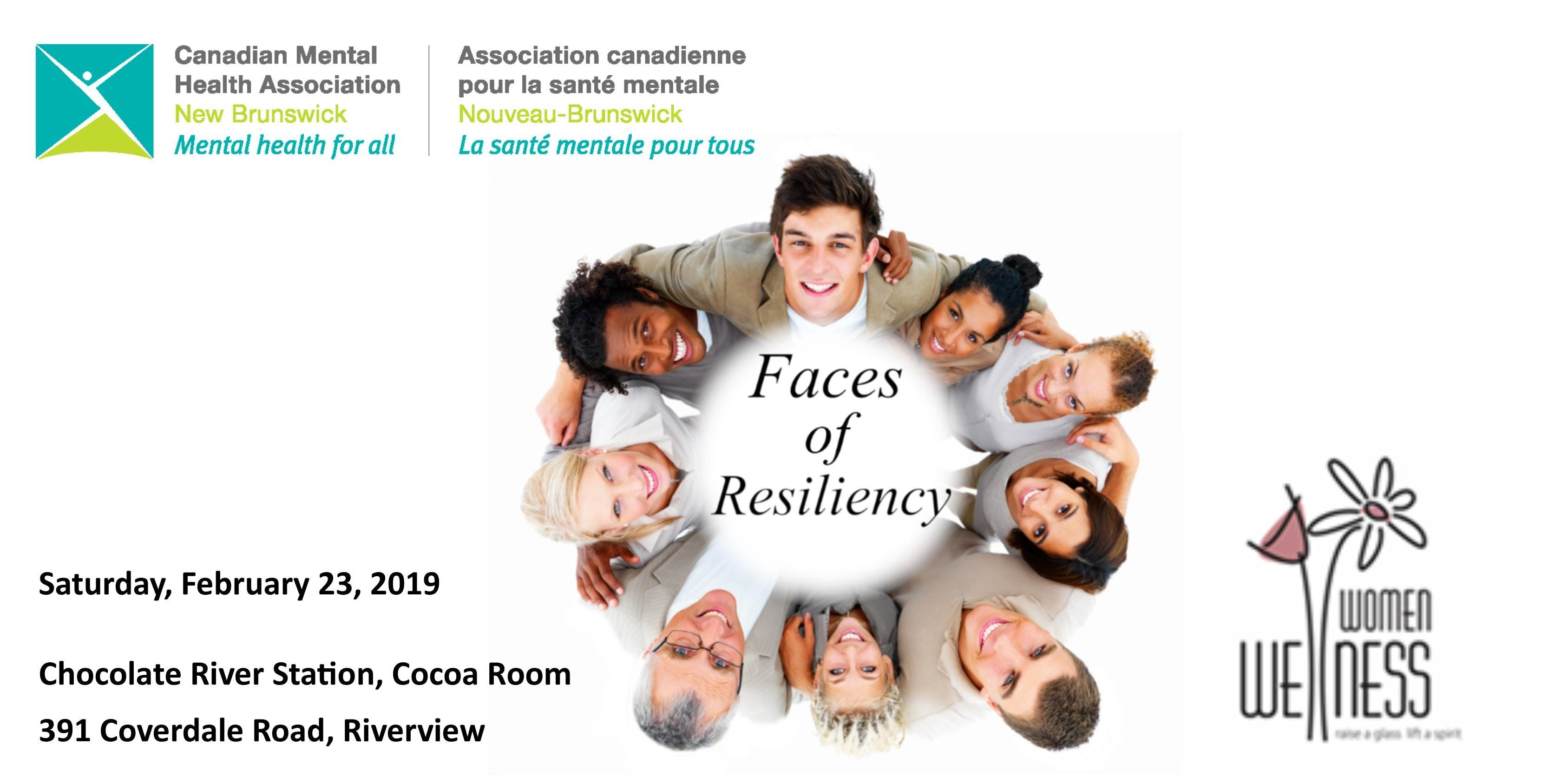 """Women & Wellness 2019 """"Faces of Resiliency"""""""