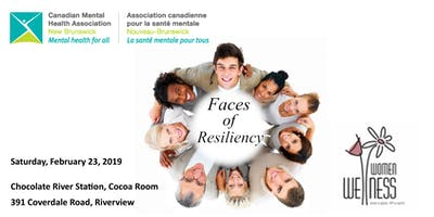 "Women & Wellness 2019 ""Faces of Resiliency\"""