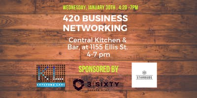 420 Business Networking