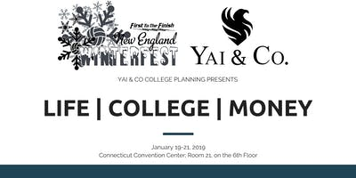 Winterfest: LIFE COLLEGE & YOUR MONEY Presented By Yai & Co