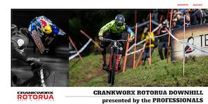 Crankworx Rotorua Downhill 2019