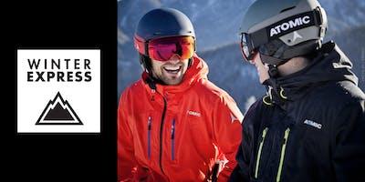 Paragon Sports Winter Express Ski Trip - Hunter Mountain 1/21/2019