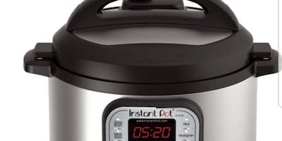 Instant Pot - Basics and  Baby Food Course