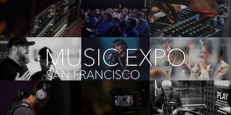 Music Expo San Francisco 2019 tickets