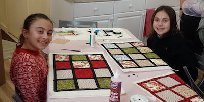 American Girl Addy's Quilt