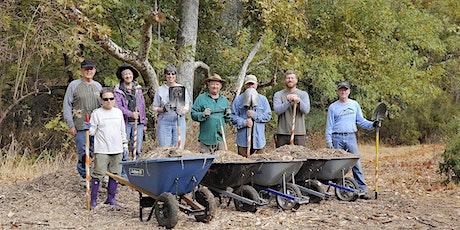 Diablo Restoration Team Workday - Marsh Creek 4 & 6 tickets