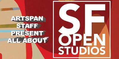 ArtSpan Artist Workshop: All About SF Open Studios 2019