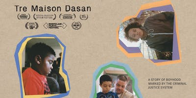 Tre Maison Dasan-Film Screening to benefit Our Children's Place