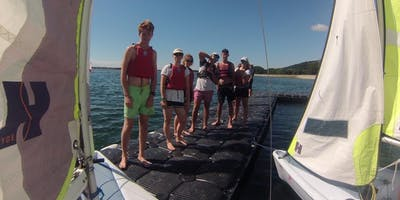 Learn to Sail - Family Sailing at BCYC