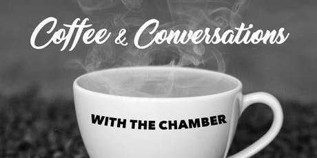 Coffee & Conversations - Education/Nonprofit Members tickets