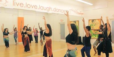 Beginner Belly Dance Class (10am) | Belly Motions World Dance Studio