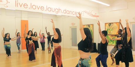 Beginner Belly Dance Class (10am) | Belly Motions World Dance Studio tickets
