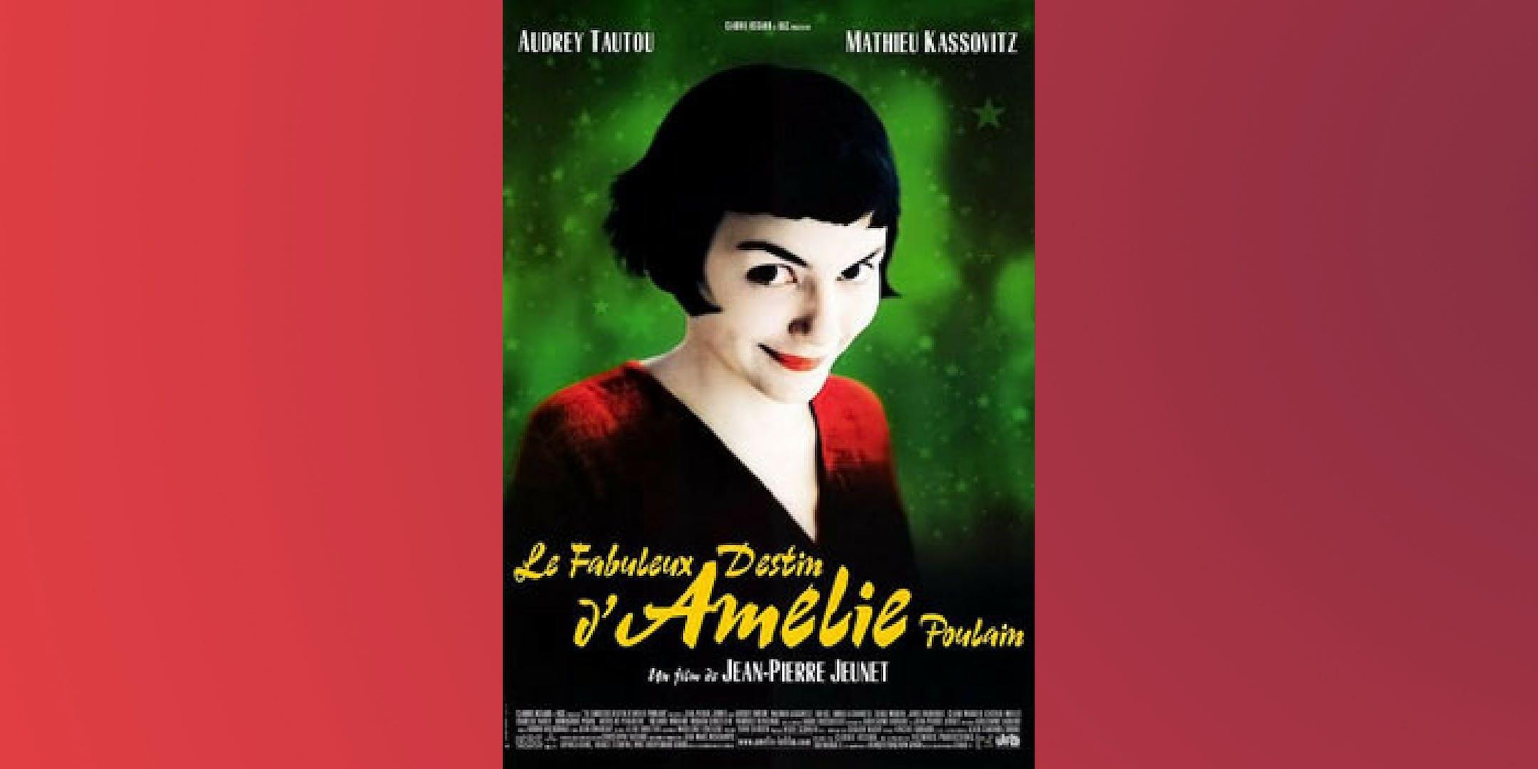 Foreign Film Friday: Amélie