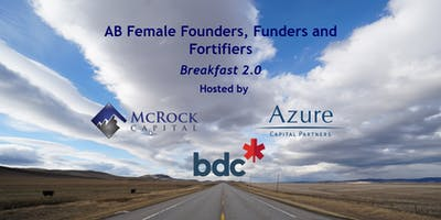 AB Female Founders, Funders and Fortifiers breakfast - 2.0