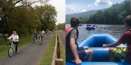 Lehigh Gap Bike and Raft (Member Registration)