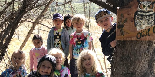 Summer Camp at Slide Ranch - Week 4: July 1-3 - Ranch Rangers (5-13) *no camp Thurs-Fri*
