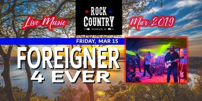 Foreigner 4 Ever & MORE - Returns to Rock Country!