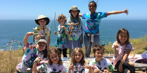 Summer Camp at Slide Ranch - Week 9: August 5-9 - Ranch Rangers (5-13) & Jr Environmental Educators (14-18)