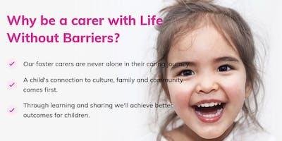 Be a Foster Carer information session - Hobart