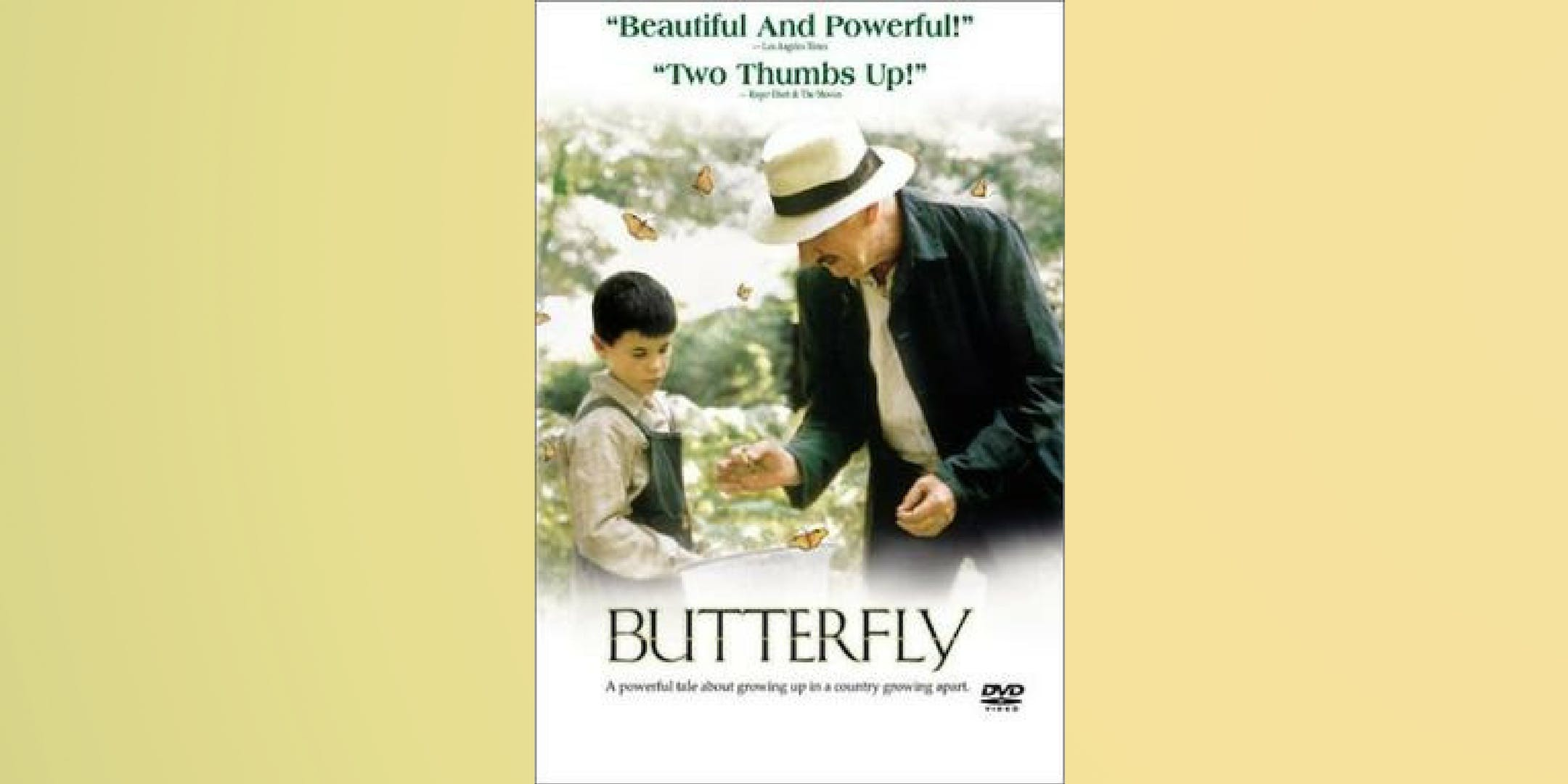 Foreign Film Friday: Butterfly's Tongue