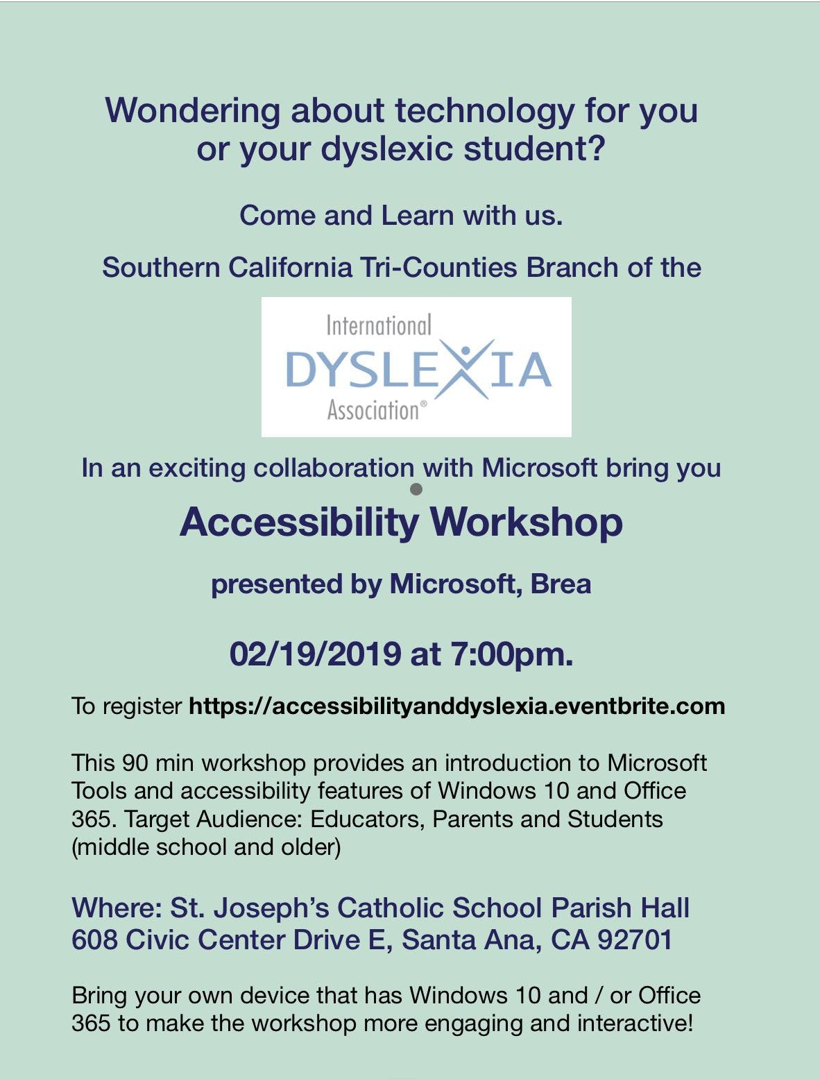 Empowering Dyslexic students through the use