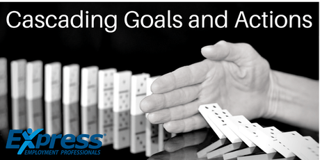 Cascading Goals and Actions: Half-Day Training tickets