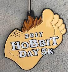 Now Only $8.00! Hobbit Day 5K - Detroit