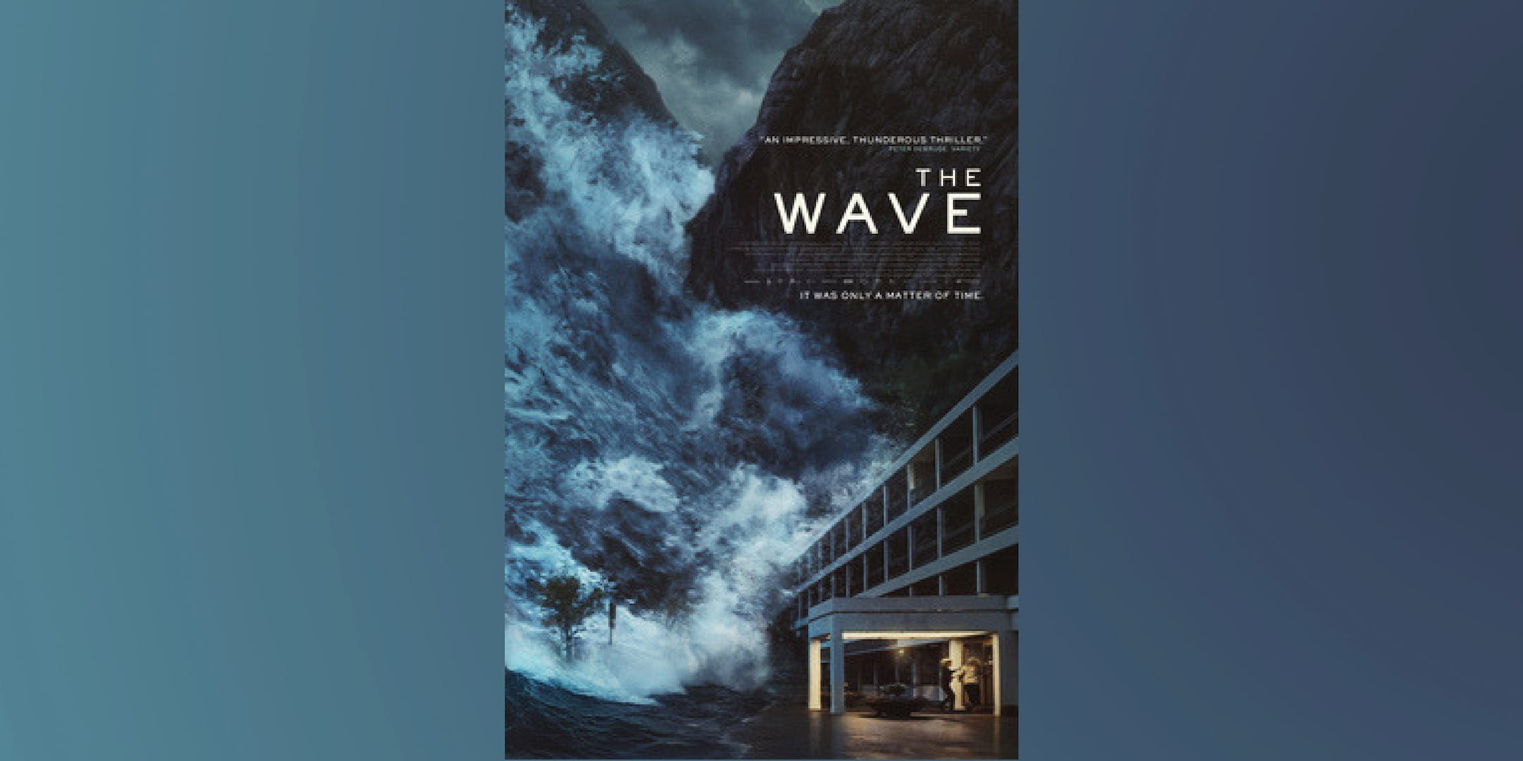 Foreign Film Friday: The Wave