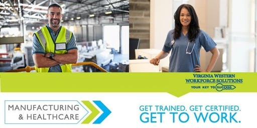 Virginia Western Workforce Solutions Open House