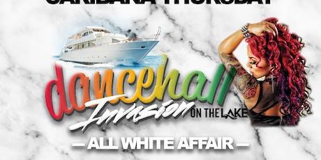 Dancehall Invasion: All White Affair - Carnival Edition | Caribana Thursday tickets
