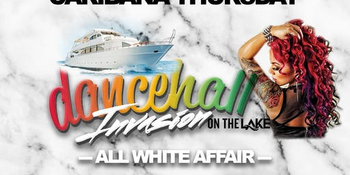 Dancehall Invasion: All White Affair - Carnival Edition | Caribana Thursday