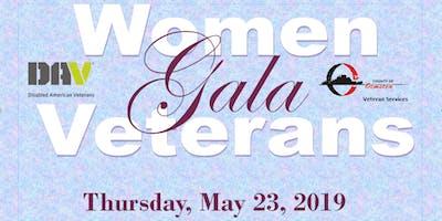 3rd Annual SE MN DAV Women Veterans Gala