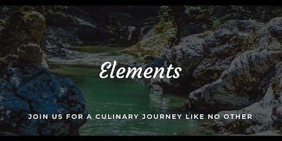 Elements Pop-Up Restaurant