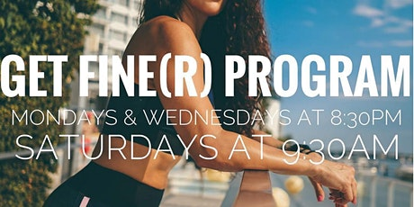 """Angelica's Workout """"Get Fine(R) Program"""" Hosted at AnotherLevelFit tickets"""