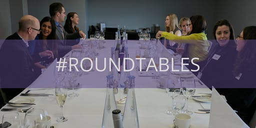 Corporate & PA Round Table Dinners - REGISTER YOUR INTEREST