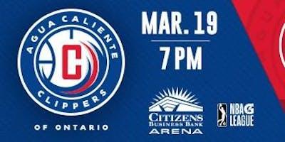 Agua Caliente Clippers Game