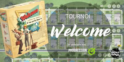 Tournoi de Welcome