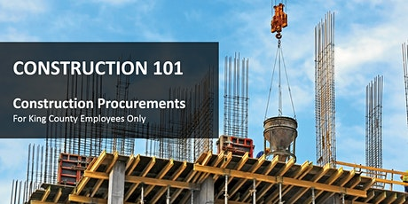 Construction Contracts 101 tickets