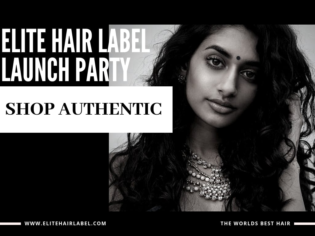 Elite Hair Label's Grand Opening Launch Party