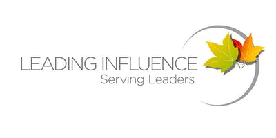 Leading Influence Leaders Dinner