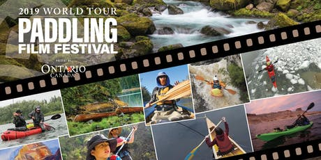 Paddling Film Festival hosted by Saskatoon Canoe Club tickets