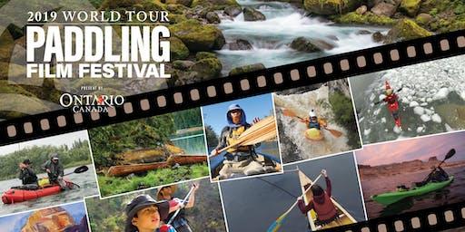 Paddling Film Festival hosted by Saskatoon Canoe C